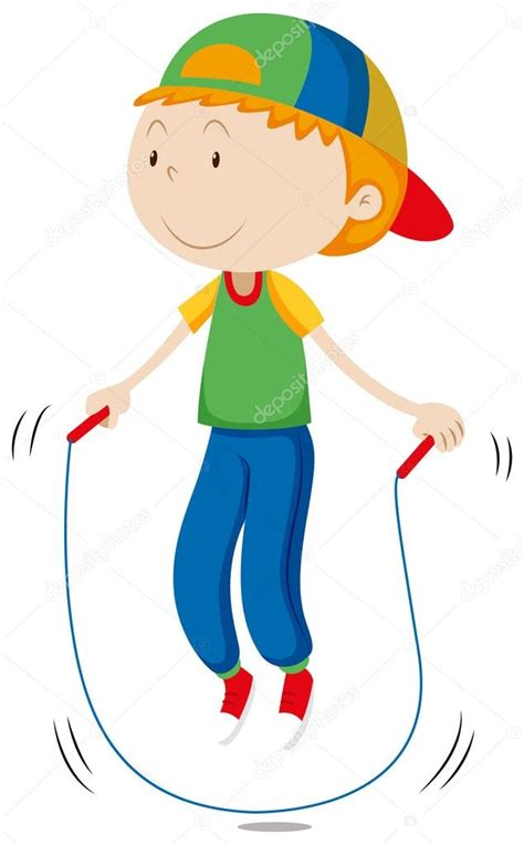 imagenes niños saltando la cuerda ni 241 o saltando la cuerda archivo im 225 genes vectoriales