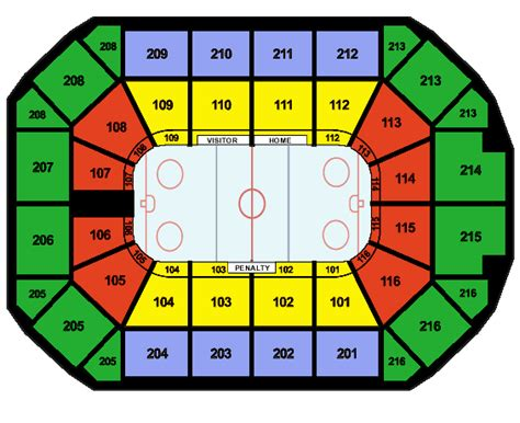 chicago wolves seating chart chicago wolves vs manitoba moose tickets october 25