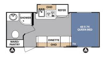 r pod floor plans 2017 forest river r pod 180 travel trailer