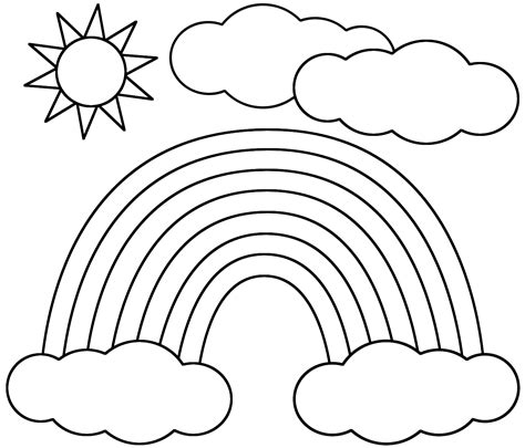 Sun Coloring Pages For Toddlers by Sun Coloring Pages Coloring