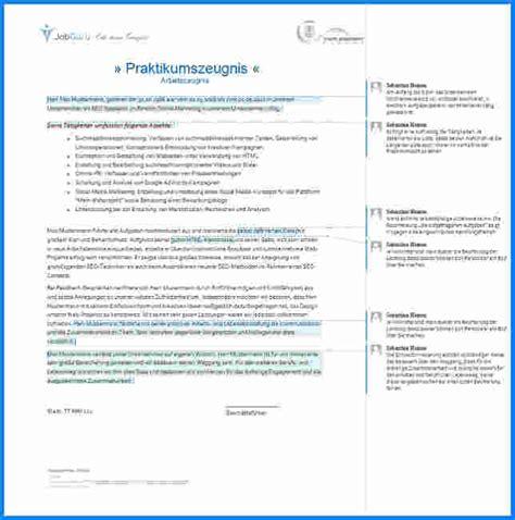 Praktikum Beurteilung Vorlage Praktikumsbeurteilung Muster Invitation Templated