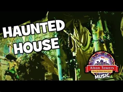 haunted house music haunted house music alton towers past ride music youtube