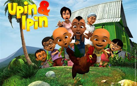 waptrick film kartun terbaru upin ipin wallpapers wallpaper cave