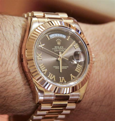 date on day rolex datejust ii and rolex day date ii reviews