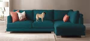 sofa bodennah velvet sofas