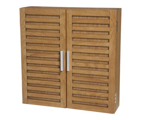 Bhs Bathroom Storage Door Bathroom Cabinet In Oak