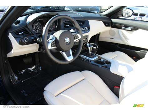 Bmw White Interior by 2009 Bmw Z4 Interior Colors