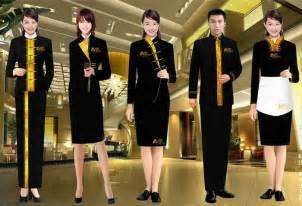 seragam hotel yang profesional