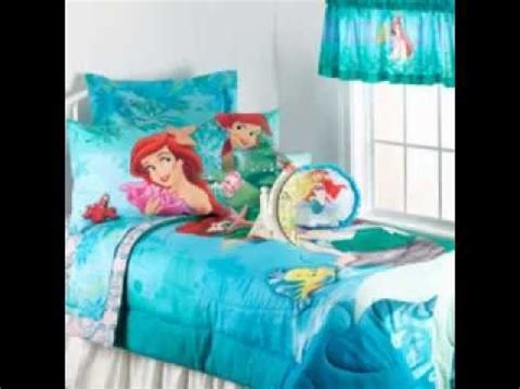 the little mermaid bedroom decor diy little mermaid bedroom decorating ideas youtube