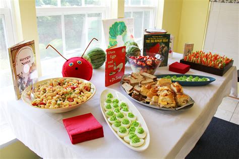 Book Themed Baby Shower Food by A Storybook Shower Popcorn And Pandas