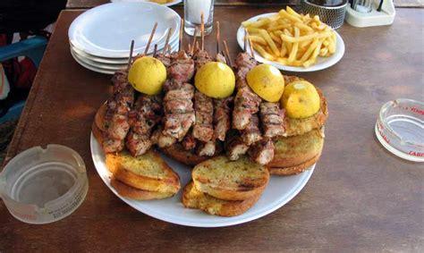 cucina tipica greca piatti della cucina greca idea d immagine di decorazione