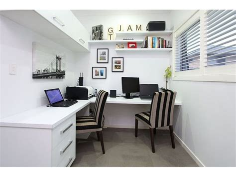 Built In Office Desk Ideas Built In Office Desk Workspace And Guest Bedroom Ideas Pinterest