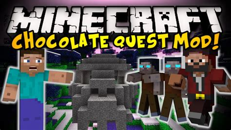 ban mod game dungeon quest minecraft chocolate quest mod insane dungeons bosses