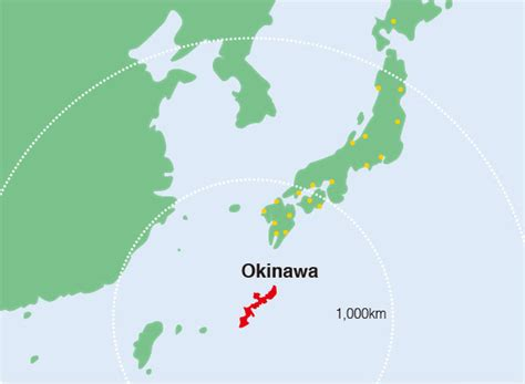 okinawa map okinawa island guide 187 facts
