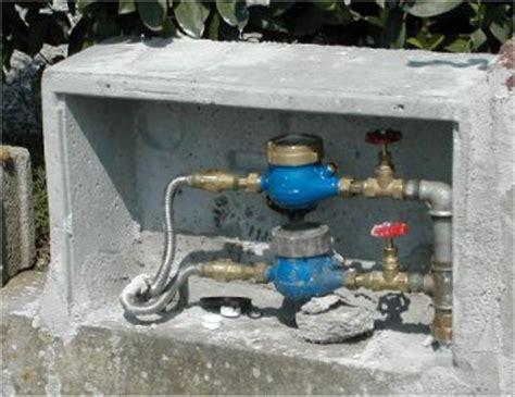 Piombatura Contatore Gas by Proteggere I Contatori Dell Acqua Dal Freddo