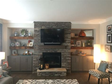 floating shelves for fireplace 25 best ideas about fireplace shelves on