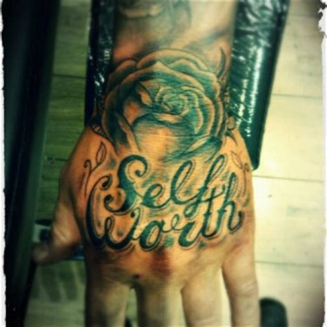 self worth tattoos text archives the official site of rusvai roland the