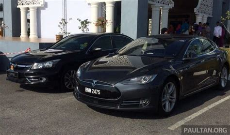 Tesla Singles Tesla Model S 85 Manages Kl Kedah On Single Charge Image