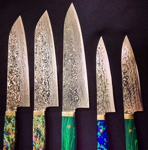 japanese folded steel kitchen knives kitchen knives japanese kin knives damascus folded