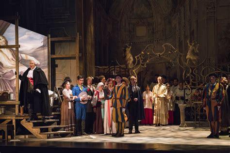 A Place New York City Opera Tosca