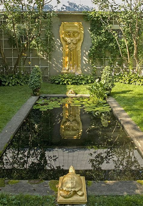 American Gardens by Paradise Saved Preserving Historic American Gardens Gardens A Well And Hedges