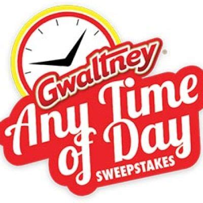 Sweepstakes One Time Entry - gwaltney win 5k in groceries sweep geek