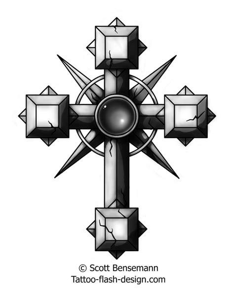 Tattoos Cross Designs Free Flash Cross Ideas