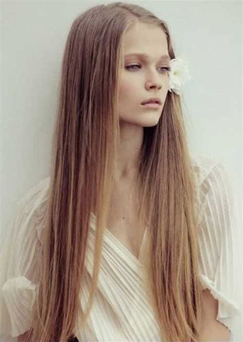 blonde long hair thin 20 hair styles for long thin hair hairstyles haircuts