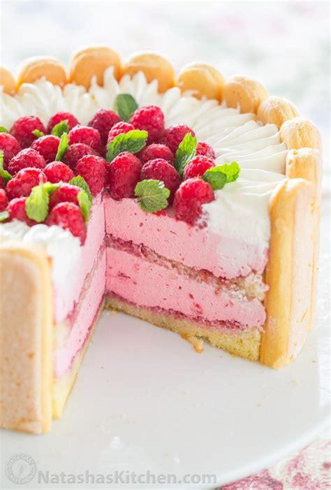 Cream And Black Kitchen Ideas easy sponge cake recipe classic genoise natasha s kitchen