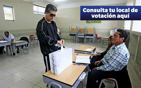 libro miembros mesa elecciones generales 2016 junta electoral onpe conoce tu local de votaci 243 n y revisa si eres miembro