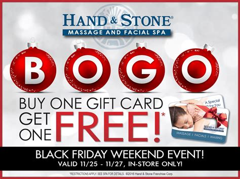 Hand And Stone Gift Card - hand stone massage and facial spa in alameda ca 510 456 0
