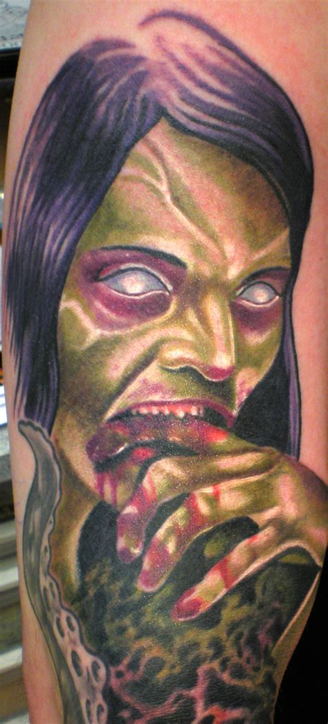 zombie design inspiration some inspiration for zombie tattoo designs for you