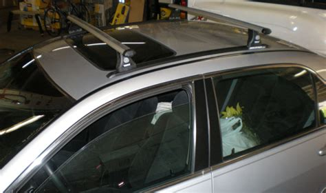 2004 Honda Civic Roof Rack by Honda Accord Hybrid 4dr Rack Installation Photos