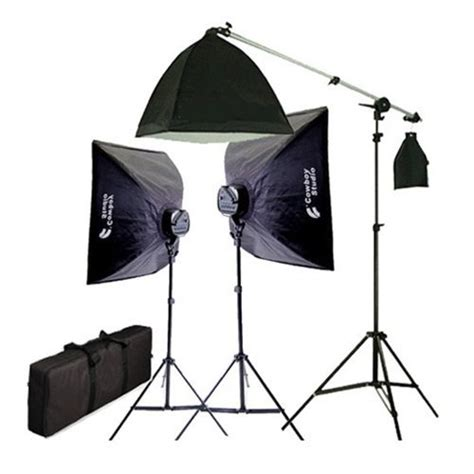 Softbox Lighting Kit black friday cowboystudio 2275 watt digital