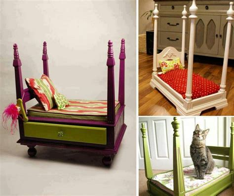 diy cat beds diy upscale cat beds diy pinterest