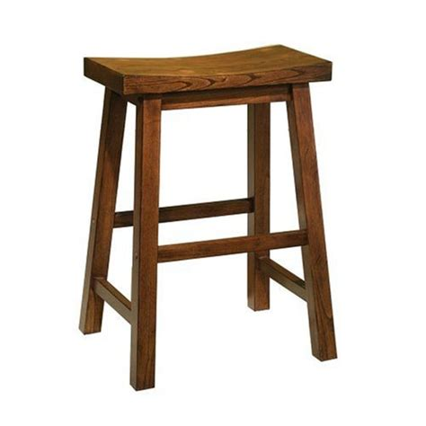 Affordable Counter Stools by Powell Honey Brown 24 Inch Counter Stool Cheap Bar Stools