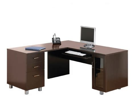 top l shaped home office desk with hutch desk design