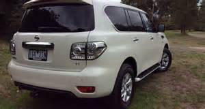 Nissan V8 Nissan Patrol Review 2016 Ti V8 Price Features
