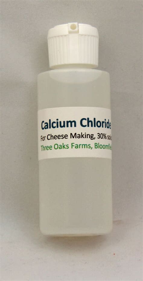 liquid calcium chloride forcheese making ebay