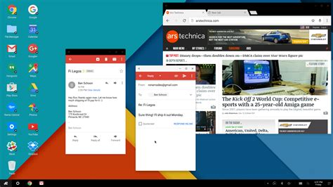 Android Like Os For Pc by Remix Os A Multitasking Windowed Android Os Can Now Run