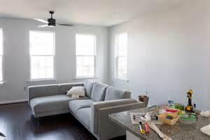 New House Progress: My Tricorn Black Living Room!