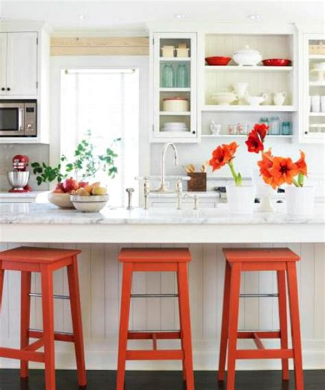 5 ways to get this look bright farmhouse kitchen