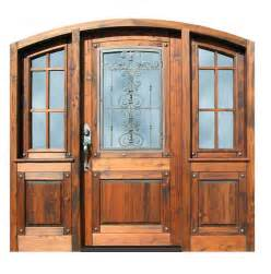 glass and wood doors custom wood iron doors stained glass entry doors
