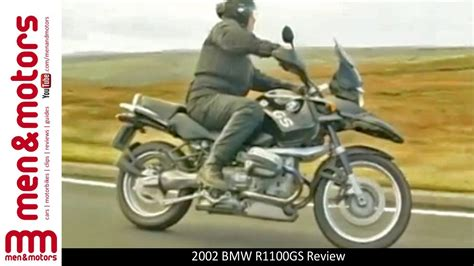 bmw r1100gs review 2002 bmw r1100gs review
