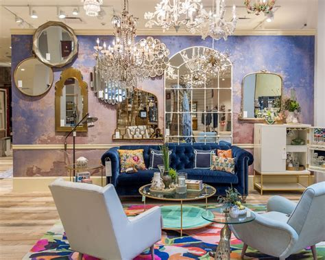 Stores To Decorate Your Home Anthropologie S Upgraded Newport Store Offers Major