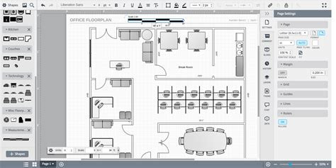 in plan floorplan tools lucidchart