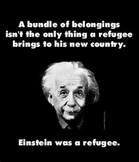 einstein born country 5 refugees who changed the world world economic forum