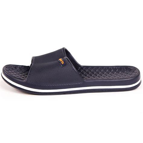 flip flop house slippers mens slip on sport slide sandals flip flop shower shoes slippers house pool gym