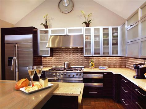 shaped kitchen design pictures ideas tips  hgtv