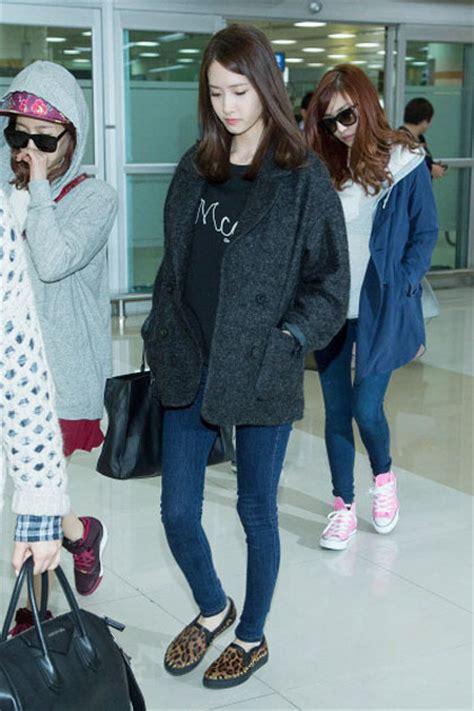 Sandal Wanita A53 Yoona Sneakers Shoes Black Hitam korean style yoona generation si penyuka gaya minimalis 4